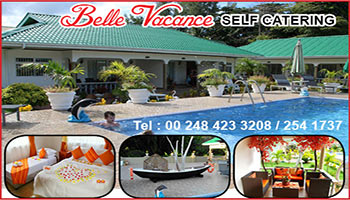 Belle Vacance Self Catering Seychelles